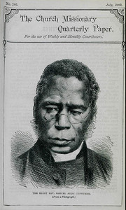 Samuel Ajayi Crowther: African and Yoruba Missionary Bishop