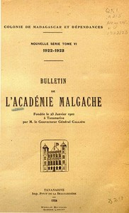 Writing African History in France during the Colonial Era