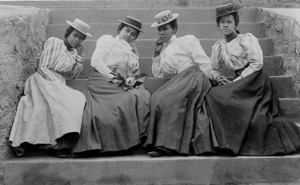 New Women in Early 20th-Century America