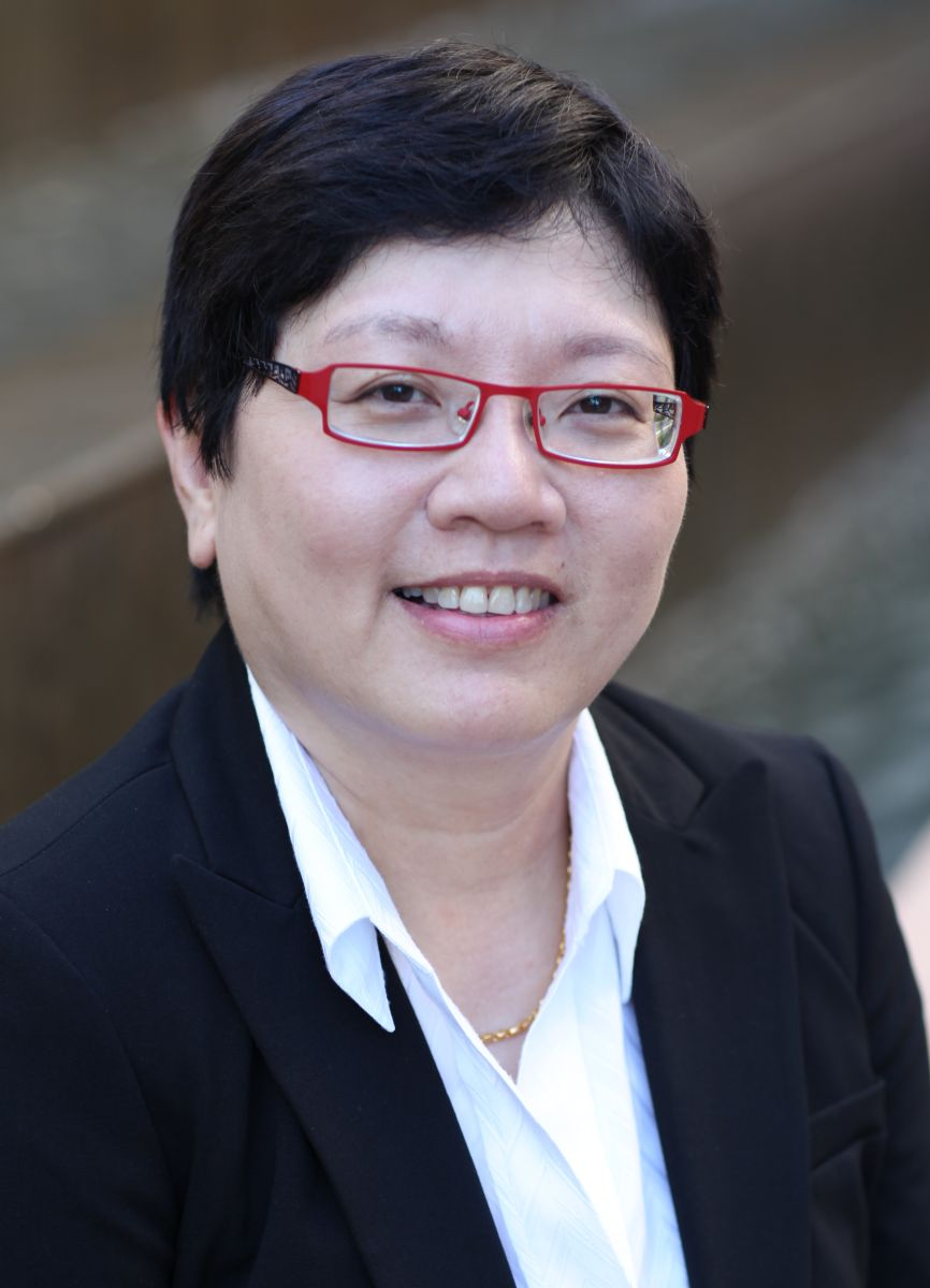 portrait of Soon Ang