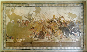 Alexander the Great, reception of