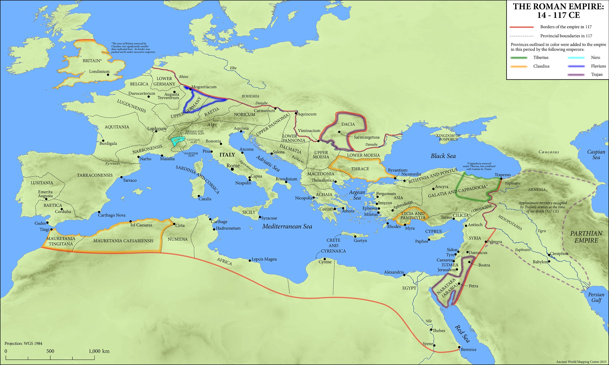 Picture of: Maps Of The Ancient World Oxford Classical Dictionary