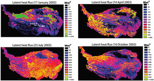 Land–Climate Interaction Over the Tibetan Plateau