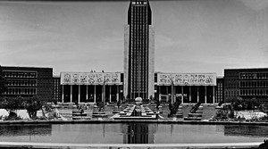 Architecture in Mexico City, 1940–1980
