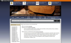Digital Resources: LLILAS Benson Latin American Studies and Collections, University of Texas at Austin