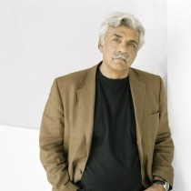 portrait of Tariq Ali