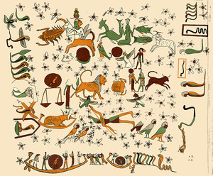 The Planets in Ancient Egypt