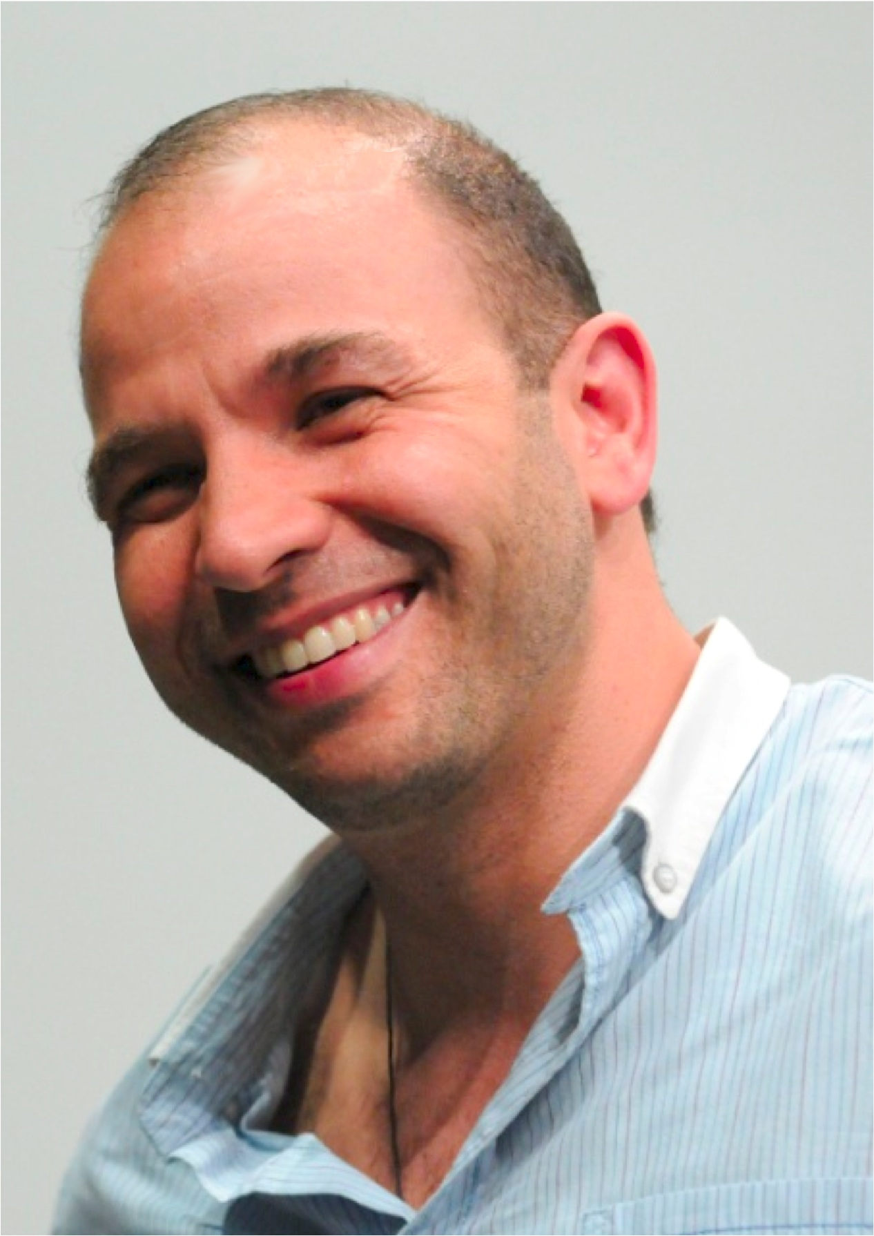 portrait of Oded Aharonson