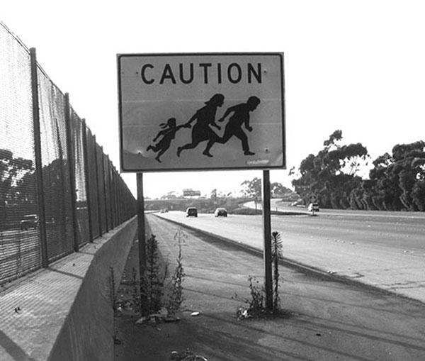 Border and la frontera in the U S -Mexico Borderlands
