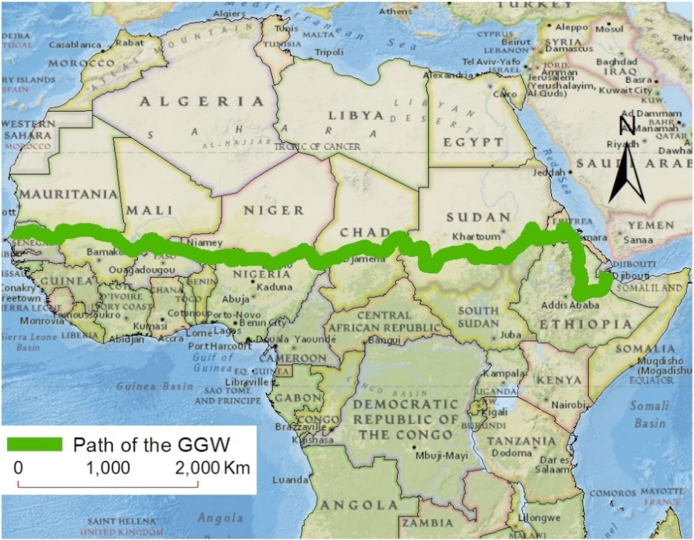 Great Green Wall in the Sahel - Oxford Research Encyclopedia