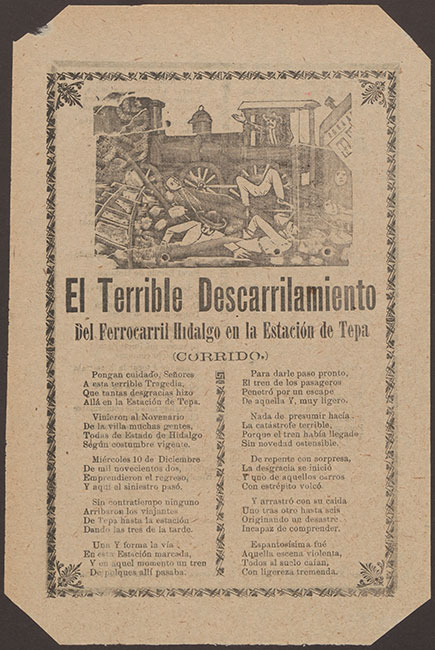 Digital Resources The Jos Guadalupe Posada Collection At