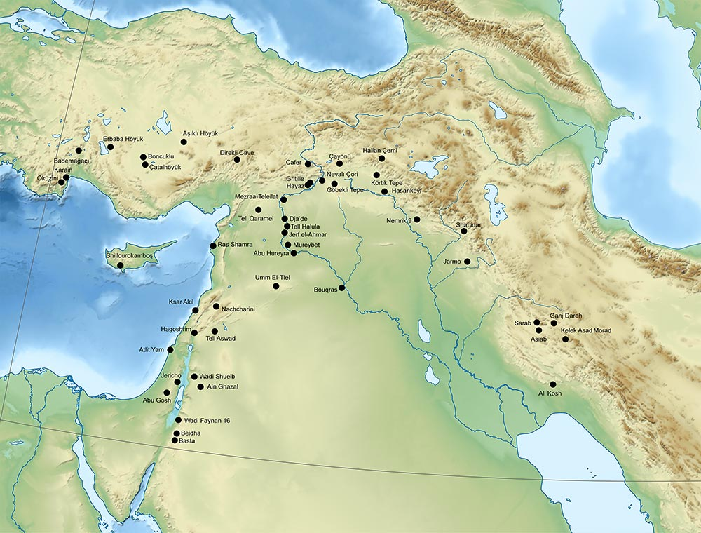 Early History of Animal Domestication in Southwest Asia